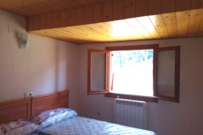 habitación doble apartamento