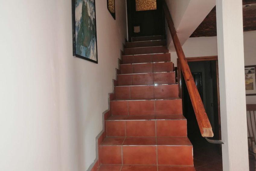 escaleras primera planta
