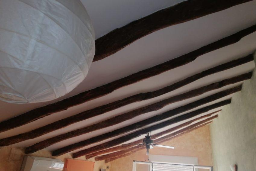 techo segunda planta