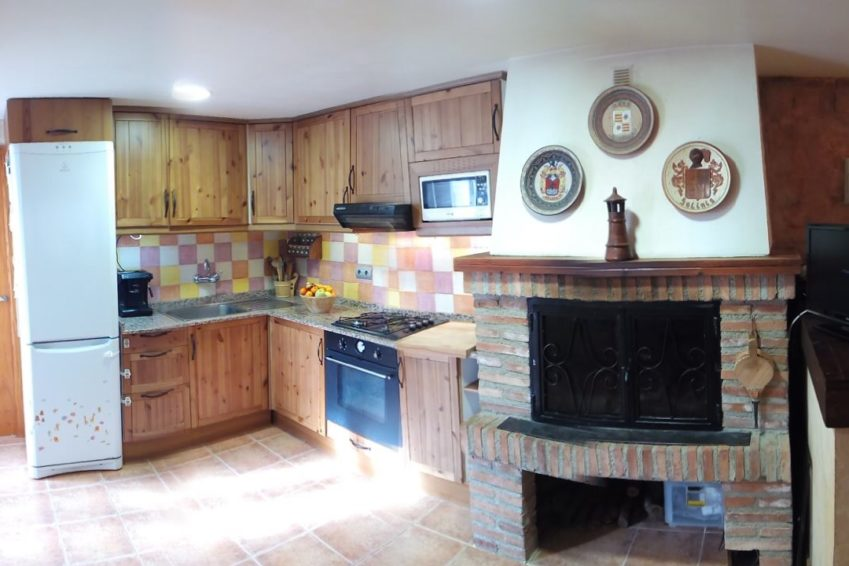 Cocina-hogar